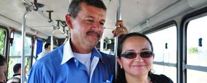 Evangelismo Local - Ir. Olivando e esposa