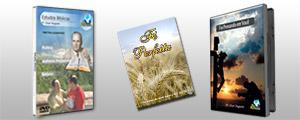 DVD's e literaturas